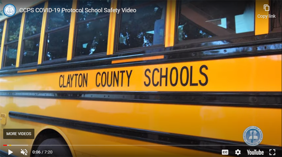 CCPS C19 School Safety Video